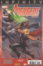 The AVENGERS UNIVERSE N° 13 Marvel France Panini comics Hulk Avengers Thor