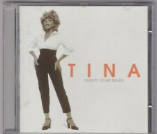 Tina Turner - Twenty Four Seven CD