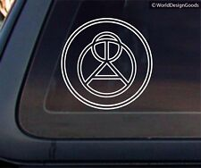 Coheed and Cambria NEW LOGO Car Decal / Sticker