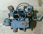 Used Gm Carburetor Rochester 2 Jet 17058182 2177 Brl 1 Loc-149