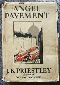 1930 1st ANGEL PAVEMENT by J B Priestley  free EXPRESS shipping Australia