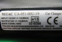 Mitac 5v 1A GARMIN nuvi 200 200w 205 205W 250 255 255W 260 270 GPS car charger
