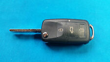 VW VOLKSWAGEN TOURAN TIGUAN GOLF SCIROCCO GOLF EOS  3 BUTTON KEY FOB REMOTE