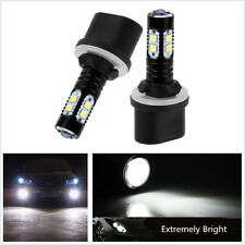 2Pcs 50W High Power 880 890 892 899 LED Car Fog Light Daytime Running Light Bulb