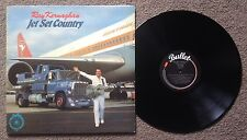 RAY KERNAGHAN - JET SET COUNTRY - OZ BULLET LABEL LP - LEE TANIA