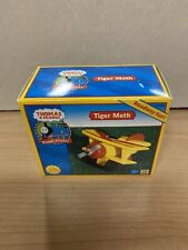 Thomas The Wooden Tank Engine Train Toger Moth Plane New