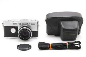 [Near Mint /Modified to FV] OLYMPUS PEN FT Camera w/ 38mm F1.8 Lens from JAPAN