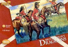 HaT 1/72 Napoleonic British Dragoons # 8033*