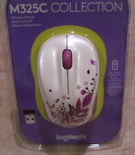 f6ca375244f Logitech M325 Wireless Mouse Red Blue Violet Flamingo Coctail Twinkle  Sneaker