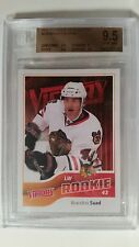 2011-12 Upper Deck Victory Brandon Saad #285 RC BGS 9.5 GEM MINT