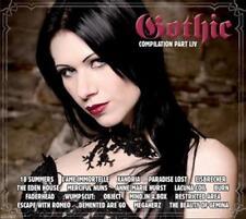 Gothic Compilation 54 de Various Artists (2012), nouveau neuf dans sa boîte, 2 CD Set