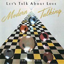 Modern Talking Let's talk about love-2nd album (1985, #610522-222) [CD]