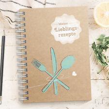Kochbuch selber gestalten