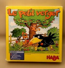 Le petit verger HABA - complet