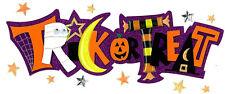 Jolee's Scrapbooking 3d Sticker Trick Or Treat Halloween