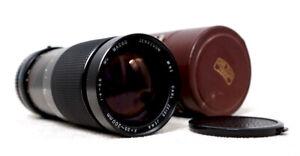 CARL ZEISS JENA JENAZOOM 35-200mm F4-5.6 Zoom Lens for PENTAX K PK SLR DSLR fit