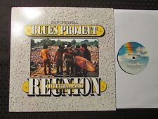 1987 Original Blues Project Reunion In Central Park LP RE EX/VG+ MCA 25984 PROMO