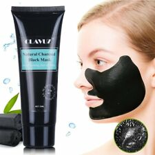 CLAVUZ  Peel Off Nose Blackhead Remover Acne Mud Bamboo Charcoal Face Mask