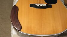 "Don's Guitar Rosewood Arm Rest  MAXIMIZE VOLUME & TONE ""Authorized Dealer"""