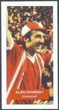 SCORE FOOTBALL LEAGUE STARS-LIVERPOOL-ALAN KENNEDY