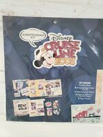 Disney Cruise Line 2005 12 x 12 Scrapbooking Kit Papers Frames Stickers VTG