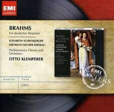 Otto Klemperer - Brahms: Ein Deutsches Requiem NEW CD