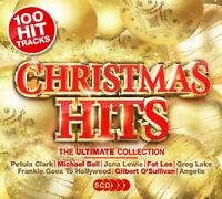 Various Artists : Christmas Hits: The Ultimate Collection CD Box Set 5 discs