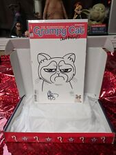 Grumpy Cat #1G Blank Authentix Variant Signed & Remarked Ken Haeser Sealed NM/M!