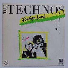 TECHNOS Foreign Land 101828 VG 108 rrr
