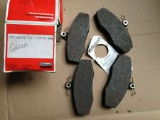 MOTORCRAFT FORD SIERRA GENUINE BRAKE PADS  EBD3246   5018981
