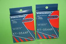 2x Keyster Reparatursatz Vergaser vorne und hinten Yamaha XV750 Special Typ 5G5