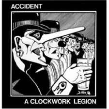 Major Accident - A Clockwork Legion CD NEU OVP