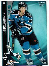 2014 Fathead COUTURE NHL Tradeables #22 San Jose Sharks 5x7 Wall Decal LOGAN
