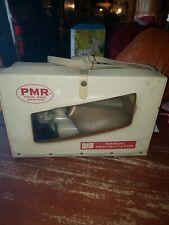 Vintage Manuel Resuscitator Pmr In Carrying Case Rare Works paperwork