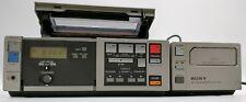 Sony Japan Videocassette Betamax Recorder Sl2000 Ac Power Adapter Ac220