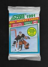 1991-92  SCORE CANADIAN HOCKEY , SERIES 2  , 1  PACK      ( SEALED )