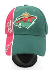 Minnesota Wild Baseball Cap TWINS ENTERPRISE NHL Hat