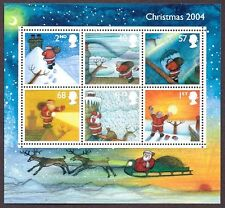 2004 Christmas GB Miniature Sheet, unmounted mint, SG MS2501