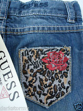 BNWT Guess Girls StraightLeg Jeans Sz 24mths Adorable