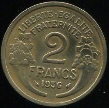 2 FRANCS  MORLON 1936