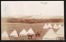 Saltburn near Redcar. Church Lads Brigade Camp 1909.