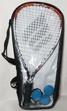 Ektelon Racquetball Racquet Powerfan Longbody 900 Power Level with Bag