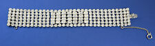 Beautiful Weiss Bracelet With Center Baguettes