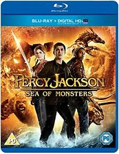 Percy Jackson Sea Of Monsters [Bluray] [DVD]