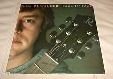 Rick Derringer : Face to Face Sealed LP