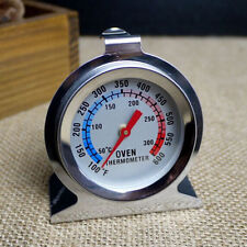 New Home Stainless Steel Temperature Oven Thermometer Gauge Kitchen Food WS