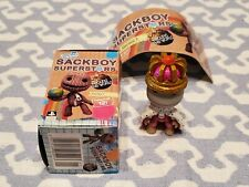 Little BIG Planet Sackboy Around the World Series1 collectible lots of 10