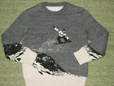 GAP Kids Cool Snowboard Ski Warm & Cozy Winter Sweater Boys Small S 6/7