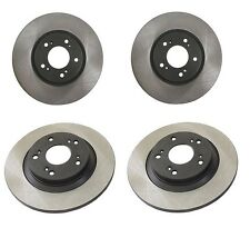 Honda S2000 2000-2009 Complete Front & Rear Disc Brake Rotors Kit OPparts