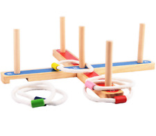 Ring Toss Game Kids Games Improve Eye-Hand Coordination and Fine Motor Skills